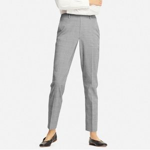 UNIQLO | EZY Glen Checked Ankle Pants